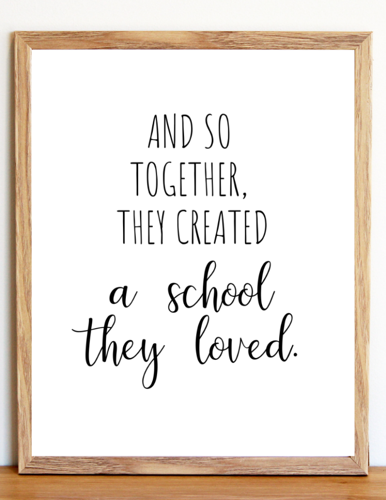 Free Homeschool Room Printables This Love Filled Life